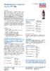 Техническое описание (TDS) Liqui Moly CVT Top Tec ATF 1400