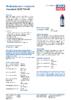 Техническое описание (TDS) Liqui Moly Getriebeoil 75W-80