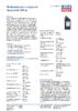 Техническое описание (TDS) Liqui Moly Hydraulikoil HLP 46