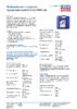Техническое описание (TDS) Liqui Moly Hypoid-Getriebeoil 85W-140