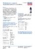 Техническое описание (TDS) Liqui Moly Hypoid-Getriebeoil LS 85W-90