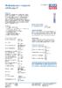 Техническое описание (TDS) Liqui Moly LM 50 Litho HT