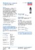 Техническое описание (TDS) Liqui Moly Lenkgetriebe-OiI 3100