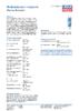 Техническое описание (TDS) Liqui Moly Marine Grease