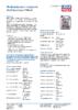Техническое описание (TDS) Liqui Moly MoS2 Leichtlauf 15W-40