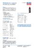 Техническое описание (TDS) Liqui Moly Motorbike Gear Oil 75W-90