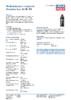 Техническое описание (TDS) Liqui Moly Motorbike Gear Oil HD 150