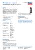 Техническое описание (TDS) Liqui Moly Motorbike Gear Oil VS 75W-140
