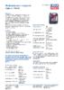 Техническое описание (TDS) Liqui Moly Optimal 10W-40