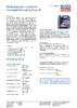 Техническое описание (TDS) Liqui Moly Snowmobil Motoroil 2T Synthetic L-EGD