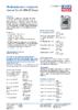 Техническое описание (TDS) Liqui Moly Special Tec AA 10W-30