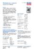 Техническое описание (TDS) Liqui Moly Special Tec AA 5W-20