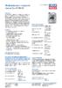Техническое описание (TDS) Liqui Moly Special Tec AA 5W-30