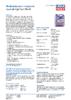 Техническое описание (TDS) Liqui Moly Synthoil High Tech 5W-30
