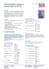 Техническое описание (TDS) Liqui Moly Synthoil High Tech 5W-40
