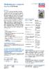 Техническое описание (TDS) Liqui Moly Top Tec 4100 5W-40
