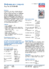 Техническое описание (TDS) Liqui Moly Top Tec 4310 0W-30