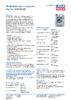 Техническое описание (TDS) Liqui Moly Top Tec 4600 5W-30