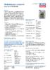 Техническое описание (TDS) Liqui Moly Top Tec 6100 0W-30