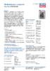 Техническое описание (TDS) Liqui Moly Top Tec 6300 0W-20