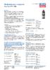 Техническое описание (TDS) Liqui Moly Top Tec ATF 1100