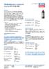 Техническое описание (TDS) Liqui Moly Top Tec MTF 5100 75W