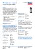 Техническое описание (TDS) Liqui Moly Top Tec MTF 5200 75W-80