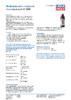 Техническое описание (TDS) Liqui Moly Zentralhydraulik-Oil 2300