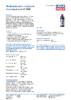 Техническое описание (TDS) Liqui Moly Zentralhydraulik-Oil 2500