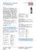 Техническое описание (TDS) Liqui Moly Zentralhydraulik-Oil