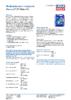 Техническое описание (TDS) Marine 2T DFI Motor Oil