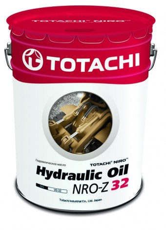 TOTACHI NIRO Hydraulic oil NRO-Z HVLP 32