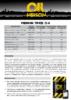 Техническое описание (TDS) Nerson Premium Truck API CI-4 10W-30, 10W-40, 15W-40