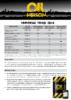 Техническое описание (TDS) Nerson Universal Truck CH-4 10W-30, 10W-40, 15W-40
