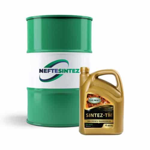 Нефтесинтез SinteZ-TM 75/90 API GL-4/GL-5 синтетика